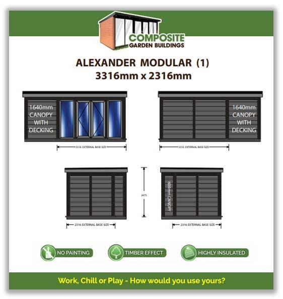 Composite Garden Buildings Downloads