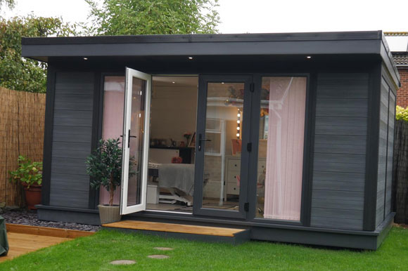 Garden Office Spaces Peterborough