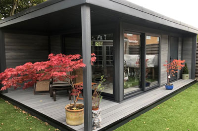Garden Quiet Retreat Peterborough