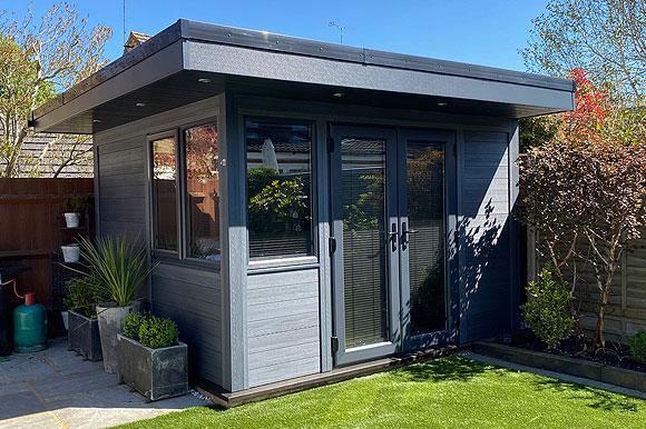 High Performance Composite Garden Rooms Peterborough