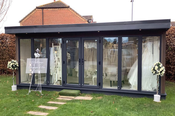 Work From Home Garden Offices Peterborough