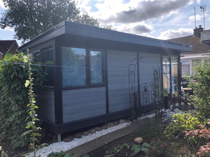 Peterborough Complete Fully Insulated Garden Room
